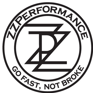 ZZP ZZPERFORMANCE Go Fast, Not Broke Decals