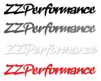 ZZPERFORMANCE Decals