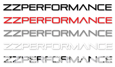 ZZPERFORMANCE GENERATION II DECALS